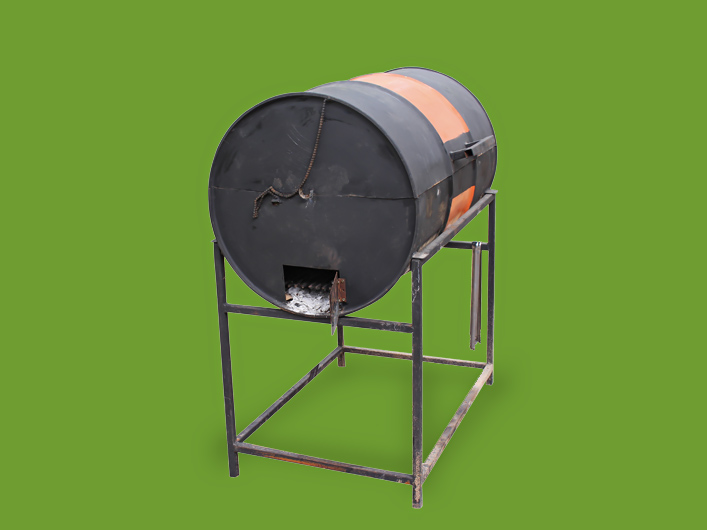 BBQ Grills & Smokers Recyclable