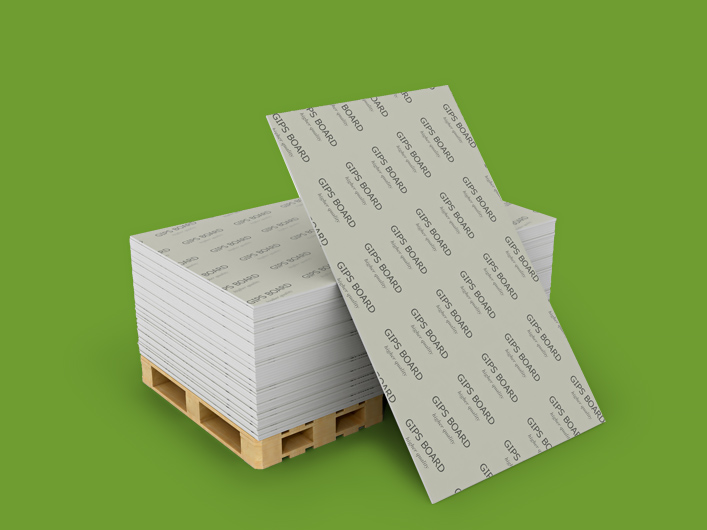 Drywall - recyclable - van der Linde Recycling